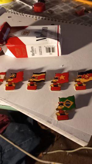 Coca cola collectable pins for Sale in Santa Maria, CA