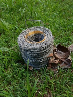 Roll of Barbed Wire for Sale in Powhatan, VA
