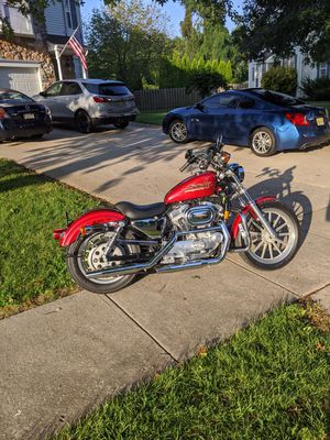 99 Harley Davidson Sportster 883 Hugger for Sale in Burlington, NJ