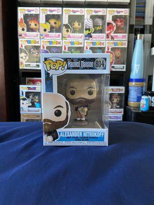 Alexander Nitrokoff Funko Pop for Sale in Sterling, VA