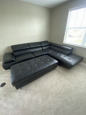 Black Sectional for Sale in Pompano Beach, FL