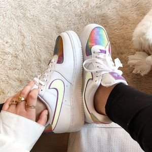 Nike Women's Air Force 1 (Easter) for Sale in District Heights, MD