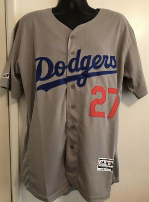 Dodgers baseball ⚾️ jersey of Alex verdugo size large man style for Sale in Ontario, CA