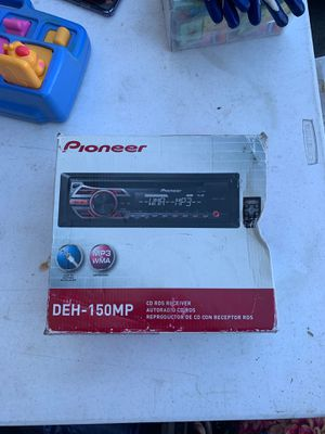 Pioneer DEH 150 CD receiver for Sale in La Habra, CA