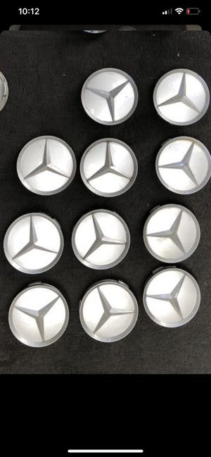 Mercedes Benz center cap for wheels for Sale in Westminster, CA