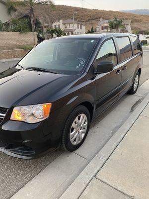 2016 Dodge Grand Caravan SE for Sale in San Bernardino, CA