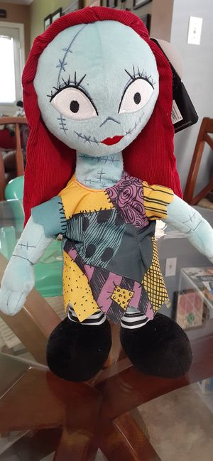 Sally from nightmare before Christmas. Sings & moves for Sale in Katy, TX