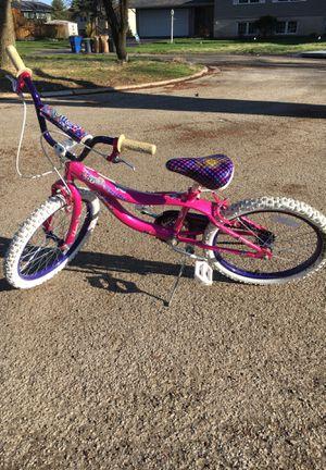 Schwinn girls bike ( bicycle mountain bike Barbie Power wheel for Sale in Romeoville, IL