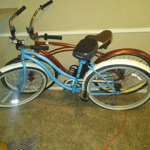 Schwinn 26'' His And Her Cruisers for Sale in Dallas, TX