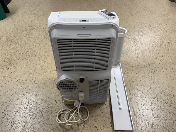Whynter - 14,000 BTU Portable Air Conditioner with Dehumidifier and 3M Silvershield Filter