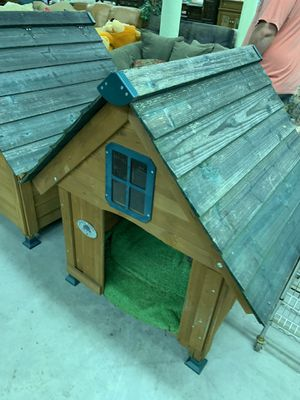 2 outdoor dog houses for Sale in Durham, NC