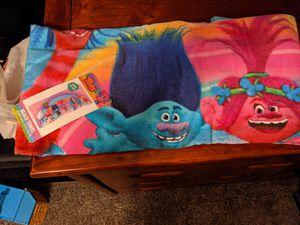 Trolls beach towel for Sale in Glendale, AZ
