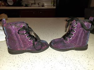 Multi Color High TOP boots for Sale in Decatur, GA