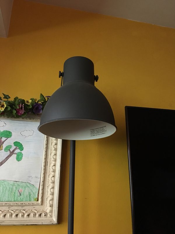 Antique style lamp $ 25