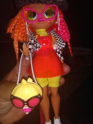 💕💕 LOL O.M.G NEONLICIOUS DOLL💕💕 for Sale in Riverside, CA