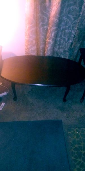 Coffee table with 2 side table's for Sale in Denver, CO