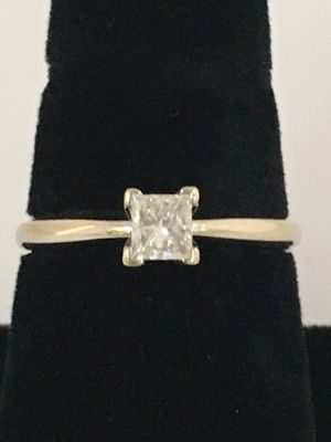 14k White Gold Engagement Ring for Sale in Phoenix, AZ