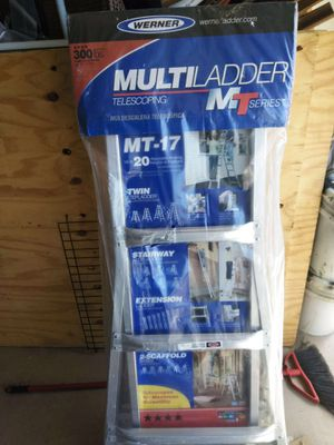 Multi Ladder MT Series NEW for Sale in Wesley Chapel, FL