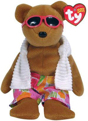 Ty Beanie baby Miami boy in swimtrunks for Sale in Fort Washington, MD