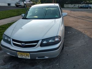 2001 Chevy impala for Sale in Bloomfield, NJ