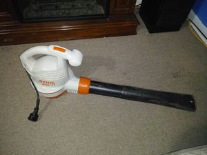 STIHL BLOWER ELÉCTRICO**BGE 71** for Sale in Clinton, MD