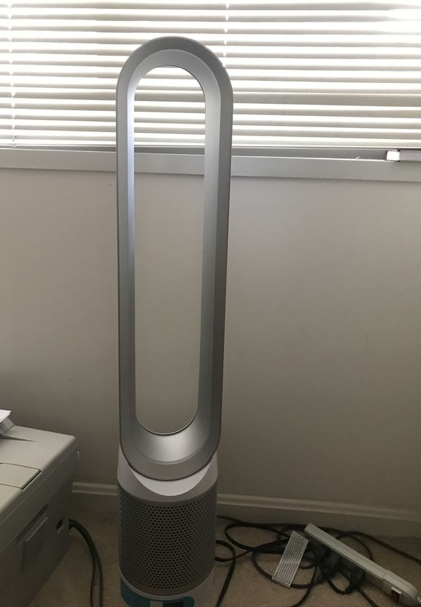 Dyson-Air purifying tower fan