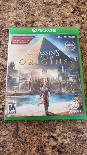 Assassin's Creed Origins for Sale in Glendale, CA