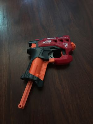 Mega big shock Nerf gun with bullets for Sale in Peoria, AZ