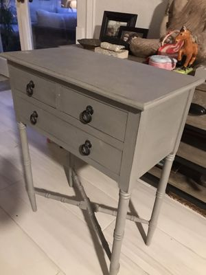 Gray Accent table for Sale in Stuart, FL