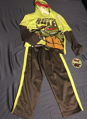 Teenage Mutant Ninja Turtle Pants Set, size 6 for Sale in Cherry Valley, CA