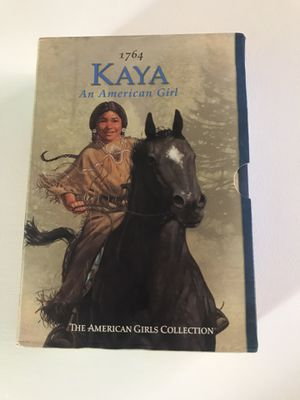 American Girl Kaya book collection 1-6 for Sale in Vista, CA