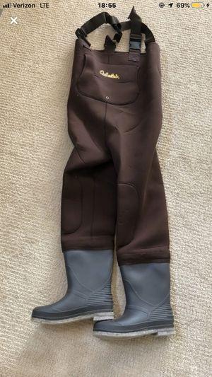 Cabela's Women's Neoprene Chest Waders Size 7 or 8 for Sale in Eden Prairie, MN