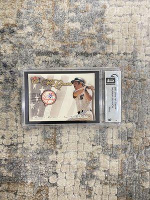 Thurman Munson Mint Fall Classics Baseball Card for Sale in New York, NY