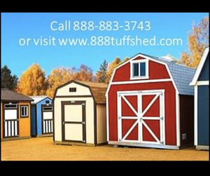 8x6 Tuff Shed kr600 for Sale in Plainfield, IL
