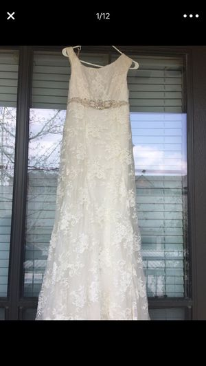 Brand new wedding dress for Sale in Joplin, MO