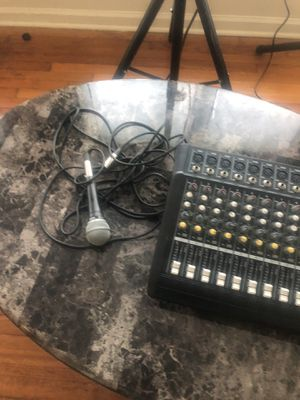 DJ EQUIPMENT for Sale in Quincy, FL