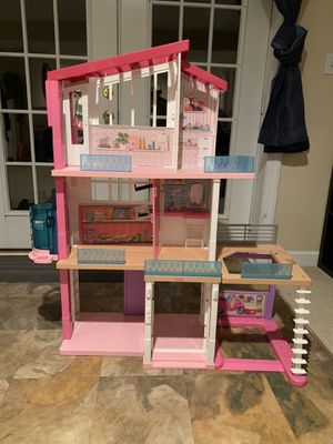 Large Barbie dollhouse for Sale in Herndon, VA