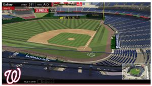 Thurs 06/20 Nationals vs Phillies for Sale in Reston, VA