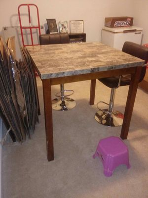Kitchen Table (Tall) for Sale in Greensboro, NC
