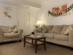 2 pieces of sofas for Sale in Mount Pleasant, MI
