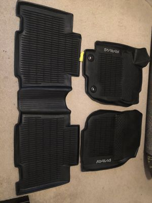 Toyota RAV4 Set Of All Weather Floor Mats for Sale in Bowie, MD