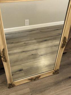 Victorian Mirror 24x35 for Sale in Sacramento,  CA