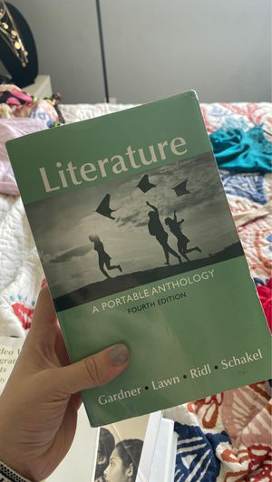 LITERATURE A PORTABLE ANTHROPOLOGY MIAMI DADE COLLEGE ENGLISH 2 for Sale in Hialeah, FL