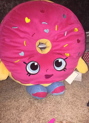 Shopkins donut plushie 🍩🍩🍩 for Sale in Wendell, NC