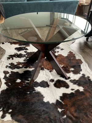 Pier 1 Glass Dining Table for Sale in Alexandria, VA