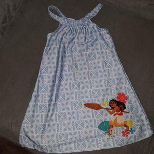 Disney's Moana Dress size 3T for Sale in San Jose, CA