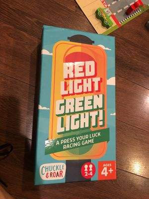 Red Light Green Light game - race - preschool, homeschool for Sale in Buckeye, AZ