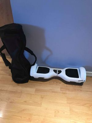 electric hoverboard like new for Sale in Bayonne, NJ
