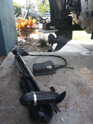 Trolling motor for Sale in Hudson, FL