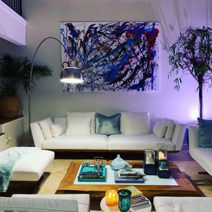 Custom abstract art of all sizes for Sale in Pinecrest, FL